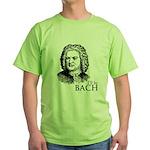 I'll Be Bach Green T-Shirt