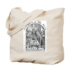 Eat Drink Be Merry 2 Tote Bag