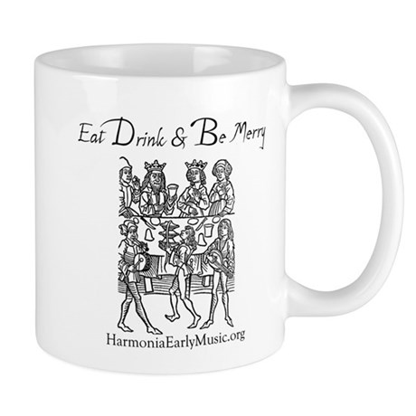 Eat Drink Be Merry 1 Mug