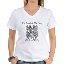 Eat Drink Be Merry 1 Shirt