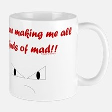 Squint Excuse Mug