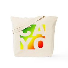 Cayo Ras Tote Bag