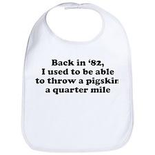 Back in '82 Bib