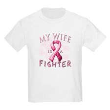 My Wife Is A Fighter T-Shirt