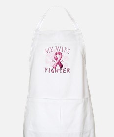 My Wife Is A Fighter Apron