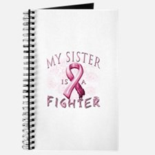 My Sister Is A Fighter Journal