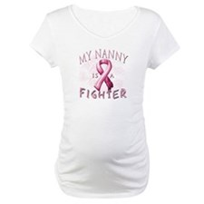 My Nanny Is A Fighter Shirt