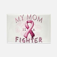 My Mom Is A Fighter Rectangle Magnet