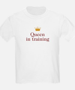 Queen In Training T-Shirt