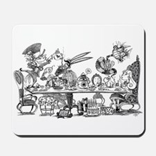 Alice's Unbirthday Party Mousepad