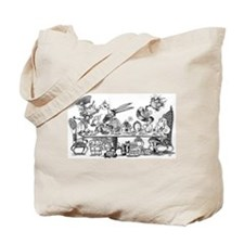 Alice's Unbirthday Party Tote Bag
