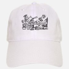 Alice's Unbirthday Party Baseball Baseball Cap