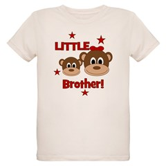 I'm The Little Brother - Monk T-Shirt