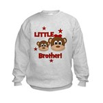 I'm The Little Brother - Monk Kids Sweatshirt