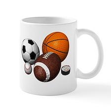 Unique Sports nut Mug
