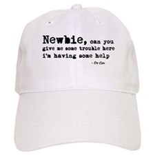 'Scrubs Newbie' Baseball Cap