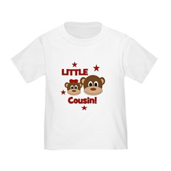 I'm The Little Cousin! Monkey T