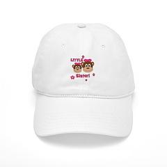 I'm The Little Sister! Monkey Baseball Cap