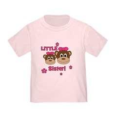 I'm The Little Sister! Monkey T