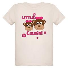 I'm The Little Cousin! Monkey T-Shirt