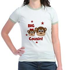 I'm The Big Cousin! Monkey T
