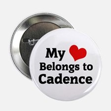 My Heart: Cadence Button