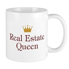Real Estate Queen Mug