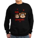 BIG Brother! Monkey Sweatshirt (dark)