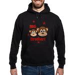 BIG Brother! Monkey Hoodie (dark)