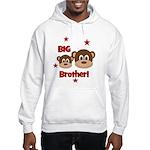 BIG Brother! Monkey Hooded Sweatshirt