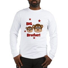 BIG Brother! Monkey Long Sleeve T-Shirt