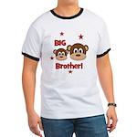 BIG Brother! Monkey Ringer T