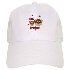 BIG Brother! Monkey Baseball Cap