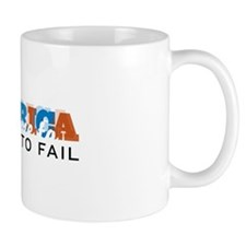 America: Too Big To Fail Mug