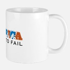 America: Too Big To Fail Mug