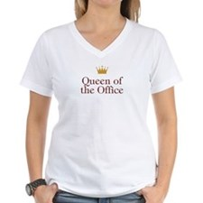 Queen Of The Office Shirt
