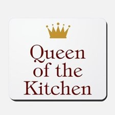 Queen of the Kitchen Mousepad