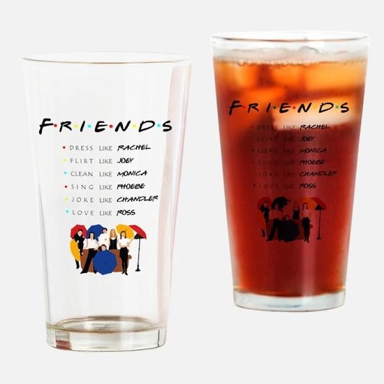 Unique Courtney Drinking Glass