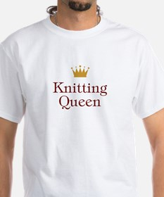 Knitting Queen Shirt