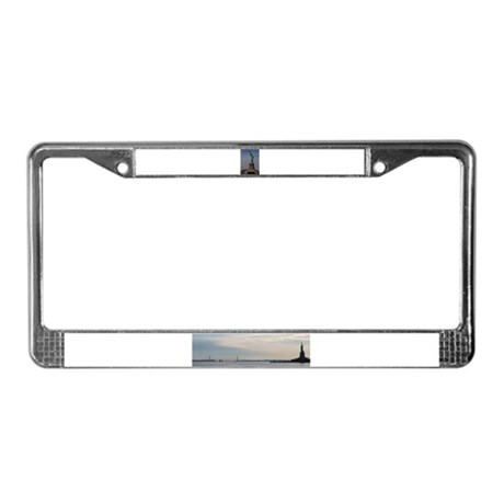 New York Lady Liberty License Plate Frame