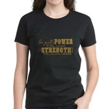 Power & Strength Tee