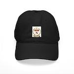 LOZIER Family Crest Black Cap