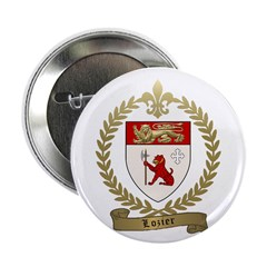 """LOZIER Family Crest 2.25"""" Button (10 pack)"""