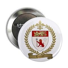 "LOZIER Family Crest 2.25"" Button"