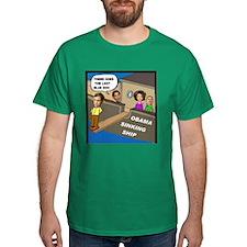 WALKING THE PLANK T-Shirt