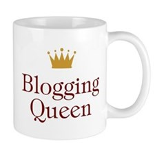 Blogging Queen Mug