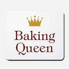 Baking Queen Mousepad