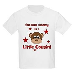 Little Monkey Is Little Cousi T-Shirt