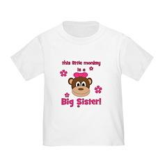 Little Monkey Is Big Sister! T