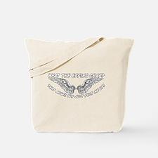 Angel Guy Tote Bag